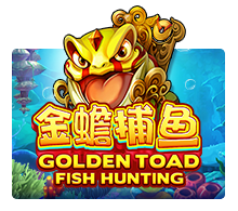 Fish Hunting Golden Toad